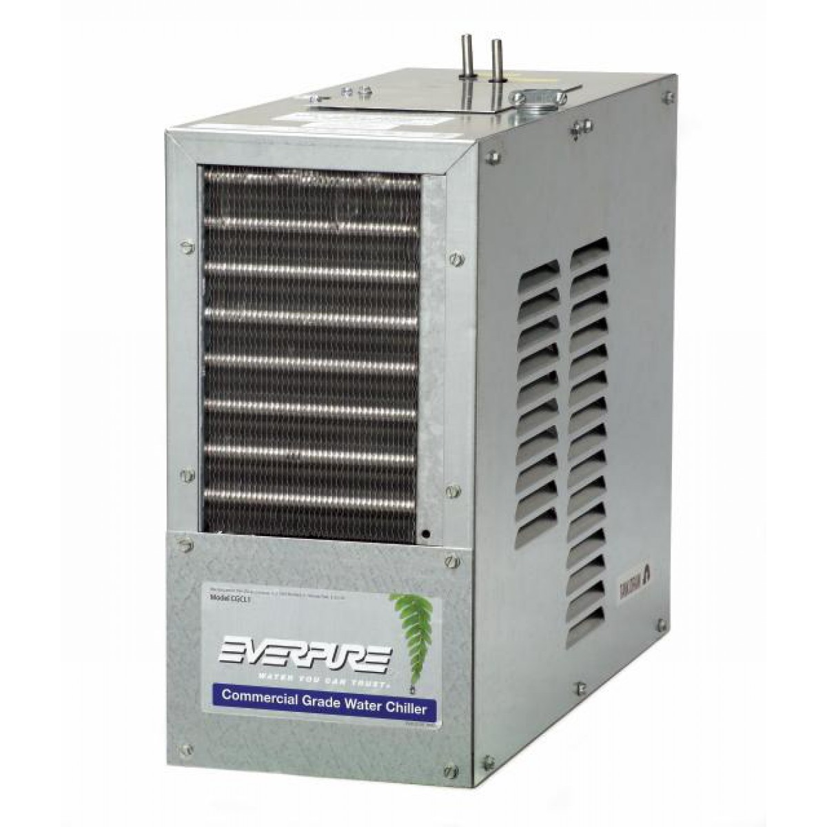 how to make a chiller unit