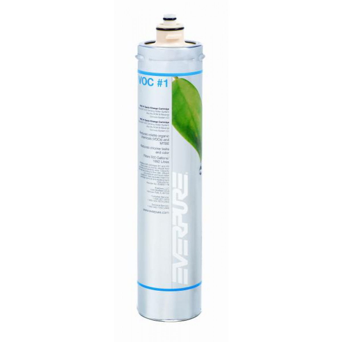 Everpure voc 1 water filter cartridge 9601 76 for Everpure water filter review
