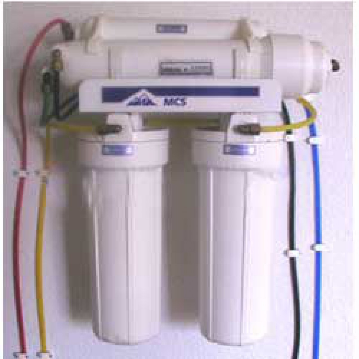 Mcs Water Systems 4 Stage Reverse Osmosis System