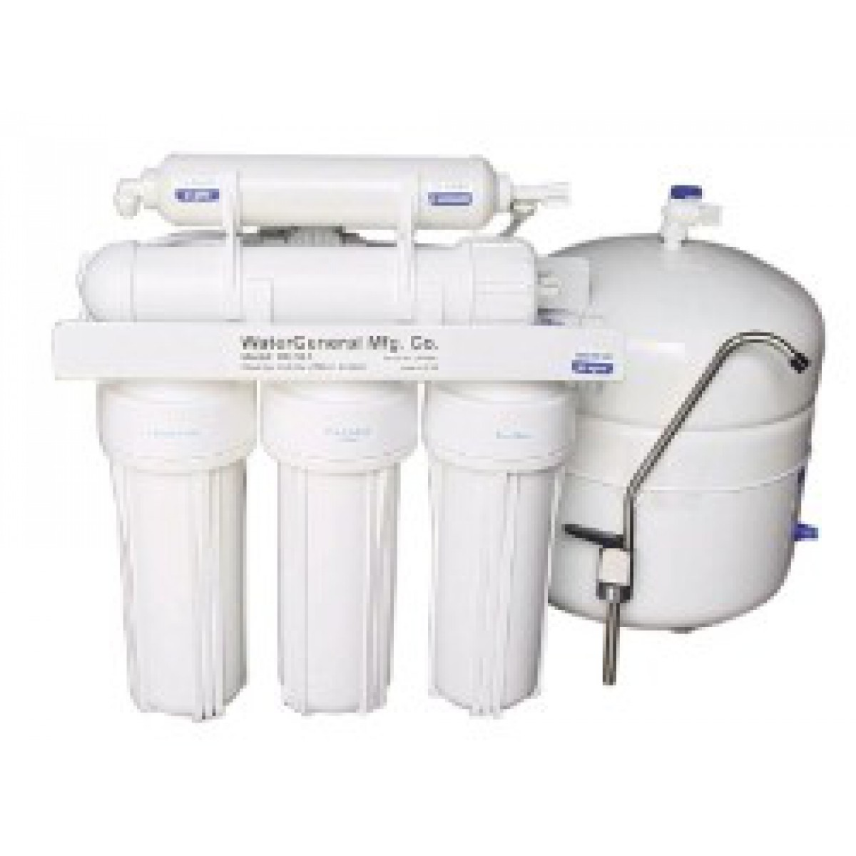 Water General Ro585 Reverse Osmosis System Water Filters