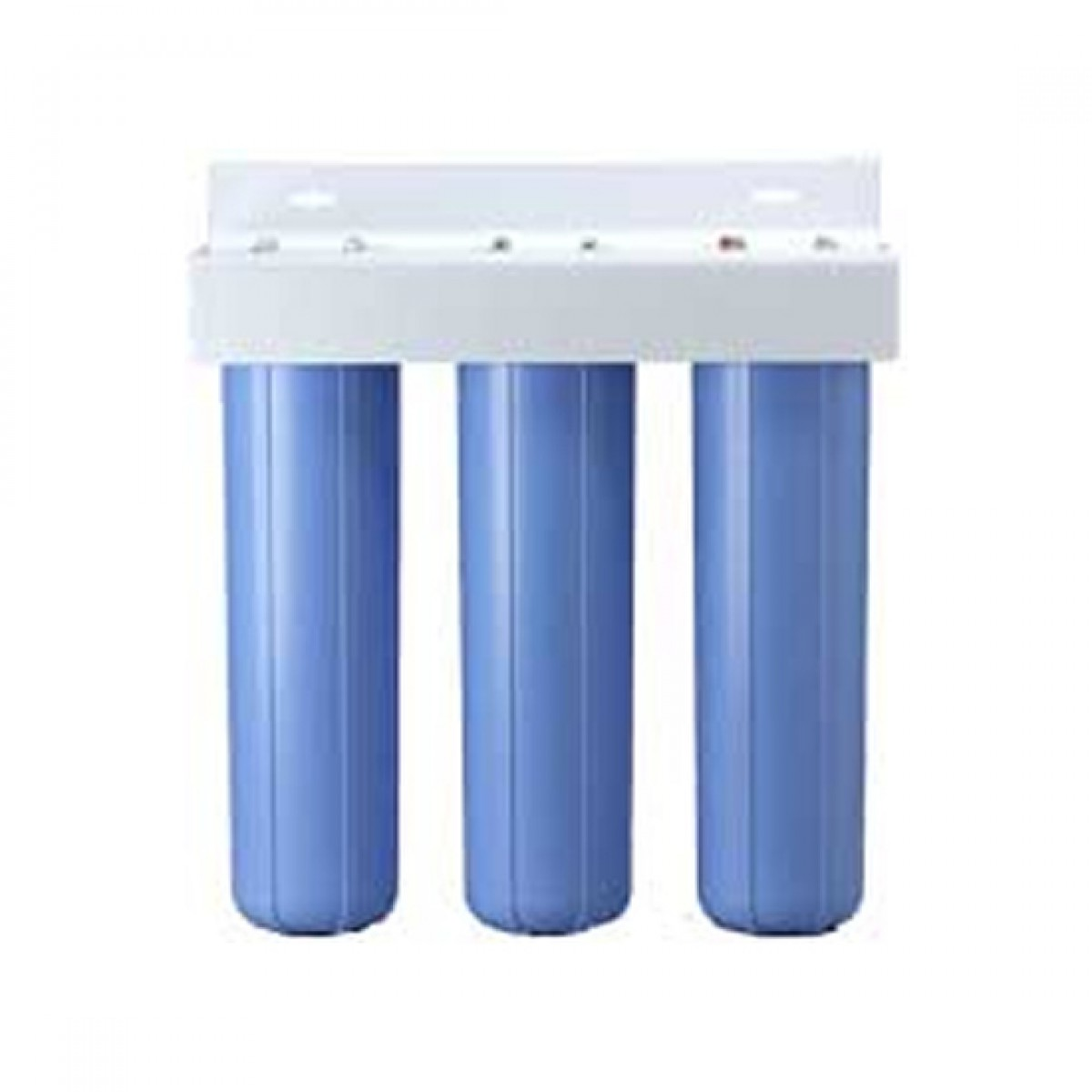 Big Water Filter Systems Bbfs 222 Three Big Blue Housing Water Filter System