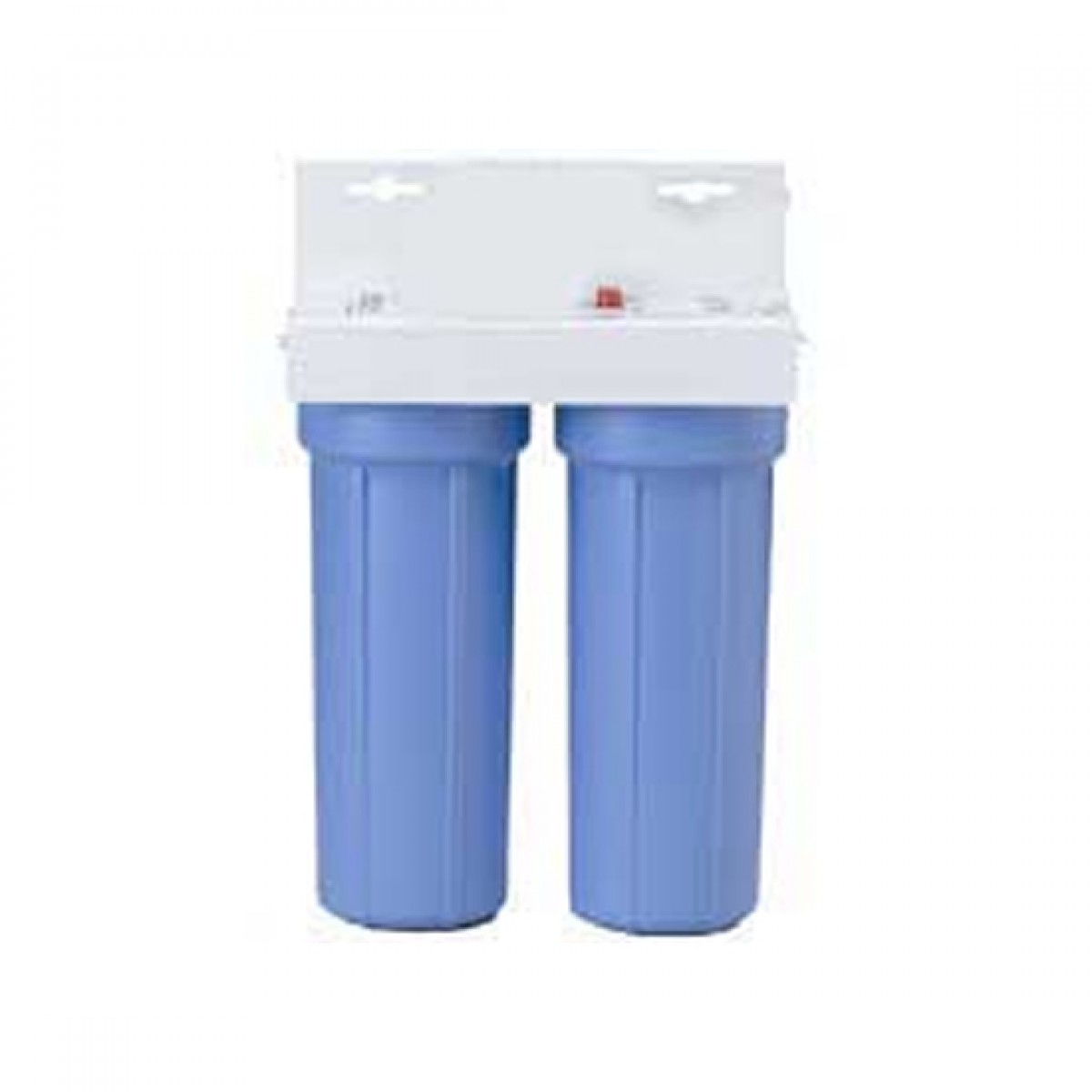 Line Water Filter Bfs 201 Two Slim Line Housing Water Filtration System