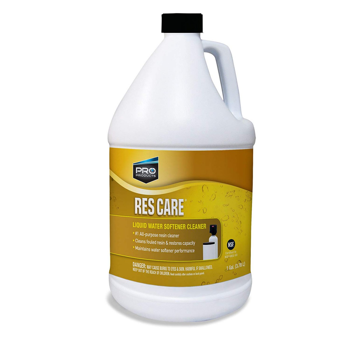 Pro Products Res Care Rk41n Liquid Resin Cleaning Solution