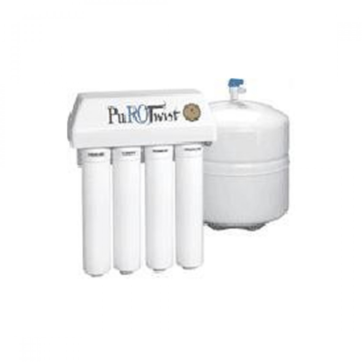 Purotwist 4000 Reverse Osmosis Water Filtration System
