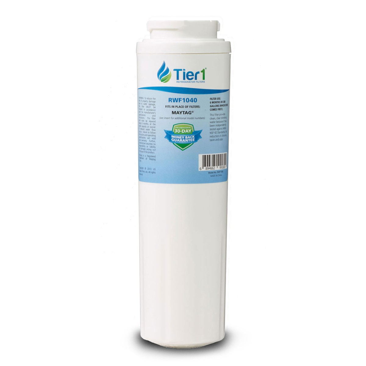 Maytag Ukf8001 Refrigerator Water Filter Replacement Tier1