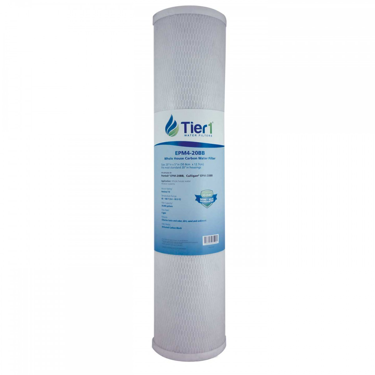 culligan whole house water filter. 20 X 4.5 Carbon Block Replacement Filter By Tier1 (10 Micron) Culligan Whole House Water
