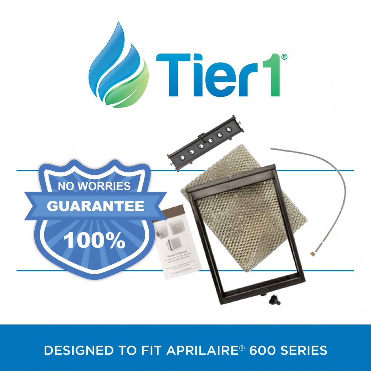 Home > Parts > Aprilaire Comparable Humidifier Maintenance Kit for 600  #1674B5