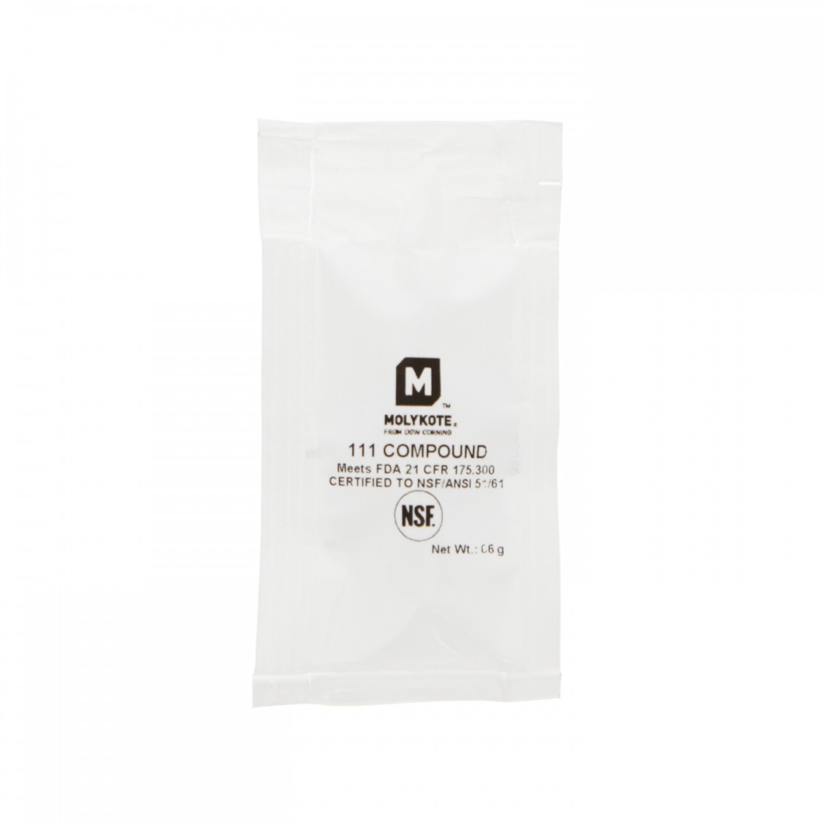 O-Ring Silicone Grease (0 2 oz Packet)