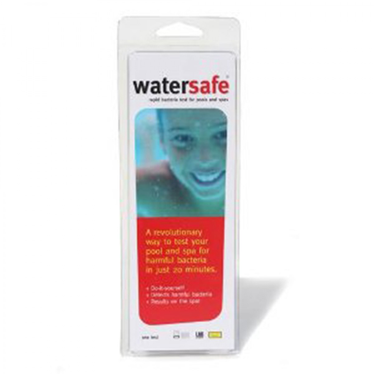 watersafe well water test kit instructions
