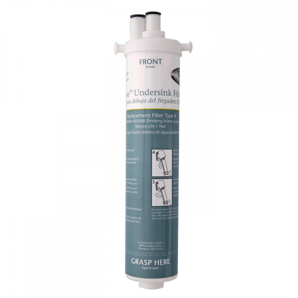 Whirlpool Water Filters Wiring Diagram 4317943 Whab 6010 Replacement Unit B Filter Cartridge