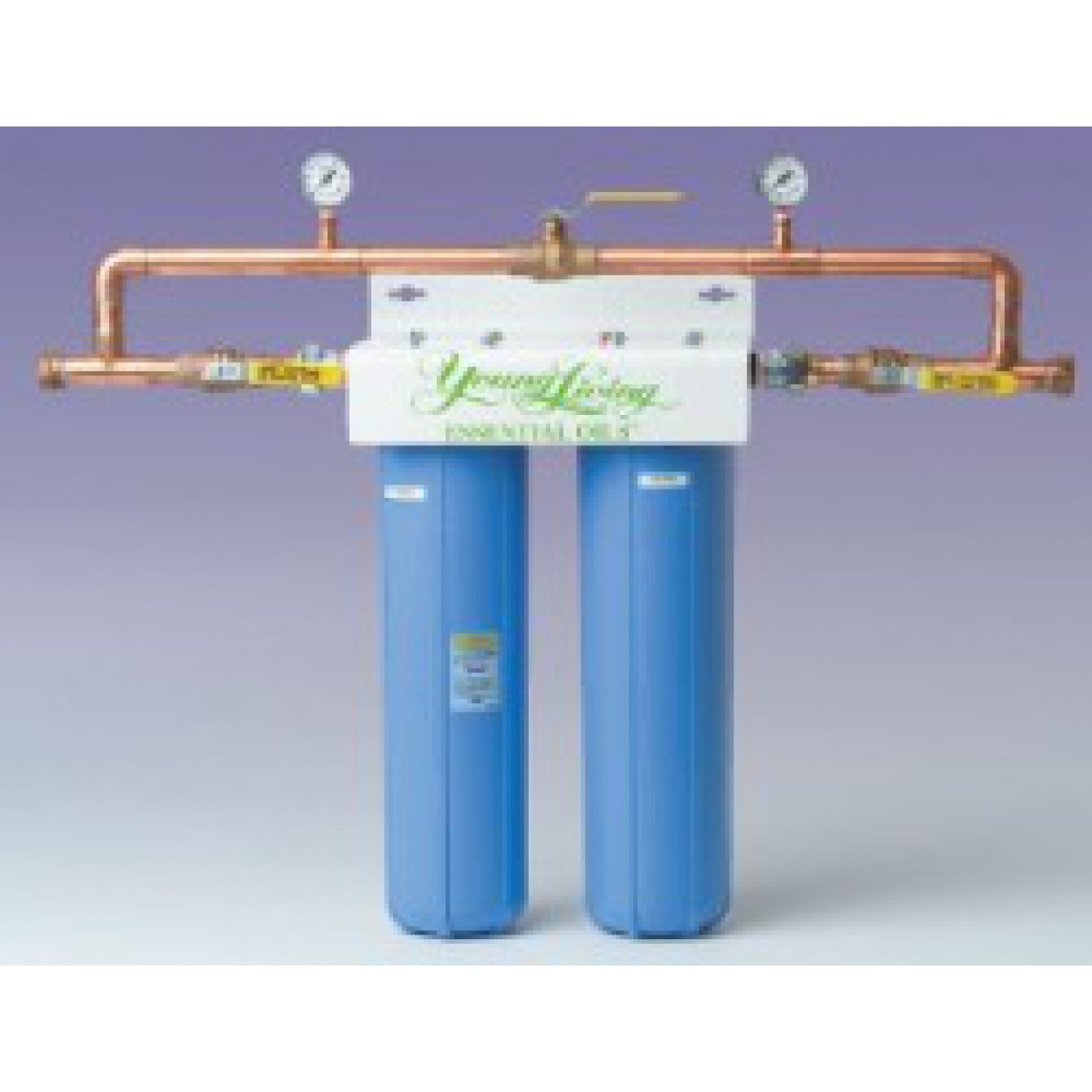 Whole House Filtration Systems Young Living 4070 Whole House Water Filtration System