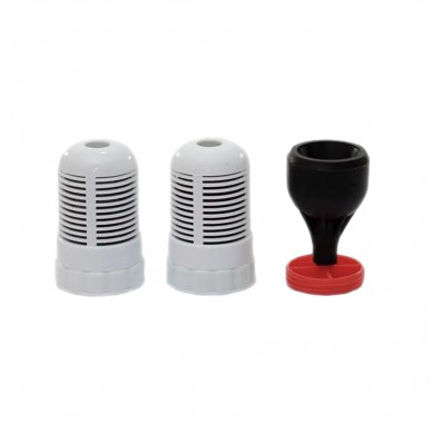 1-40100-2 Seychelle Dual Replacement Water Filters