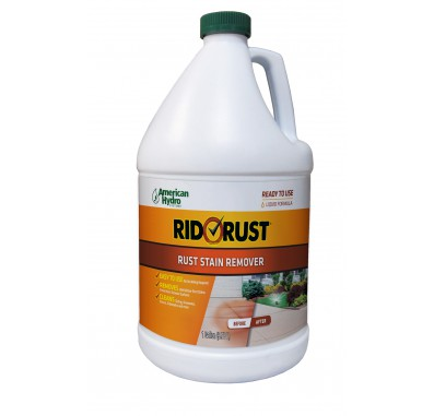 Rid O Rust Liquid Rust Stain Remover by Pro Products