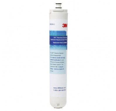 3MROP411-20A 3M Under Sink Reverse Osmosis Replacement Water Filter Cartridge