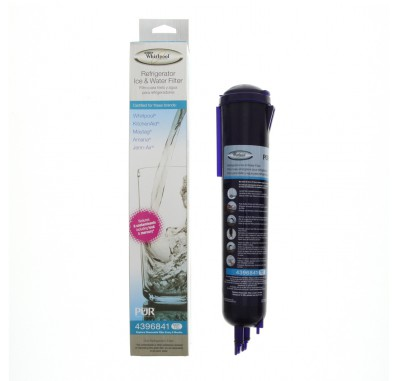 Whirlpool 4396841 Genuine OEM Refrigerator Water Filter