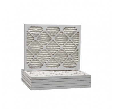 Tier1 21-1/2 x 23-1/2 x 1  MERV 13 - 6 Pack Air Filters (P25S-6121H23H)