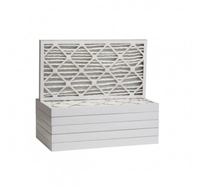 Tier1 14 x 20 x 2  MERV 13 - 6 Pack Air Filters (P25S-621420)