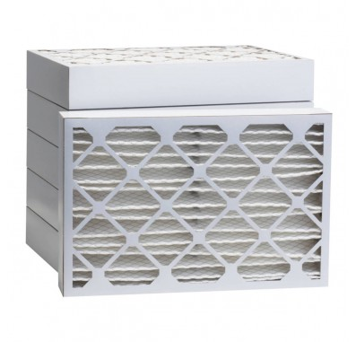 Tier1 14 x 22 x 4  MERV 13 - 6 Pack Air Filters (P25S-641422)