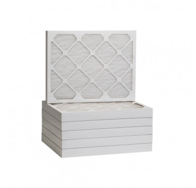 Tier1 14 x 16 x 2  MERV 6 - 6 Pack Air Filters (D50S-621416)