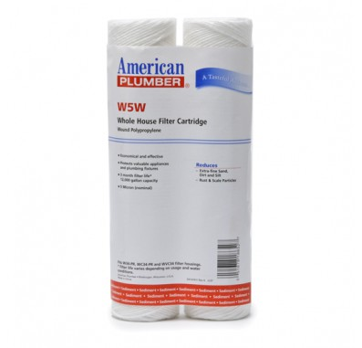 American Plumber W5W String Wound Water Filters