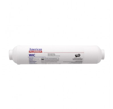American Plumber WIC Inline Quick Connect Filter