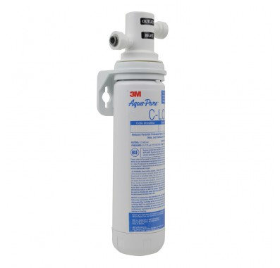 Aqua Pure 5617936 Under Sink Water Filter Cartridge Replacement (With Faucet)