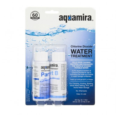 Aquamira 67201 Water Treatment Drops (2 oz.)