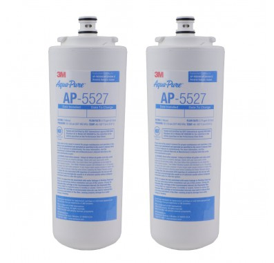 3M Aqua-Pure AP5527 Reverse Osmosis Pre and Post Filter Set