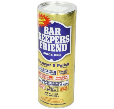 BK-COOKWARE-P21 Cleanser and Polish by Bar Keepers Friend