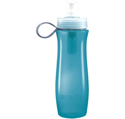 Brita 35558 Blue Water Filter Bottle (20 oz)
