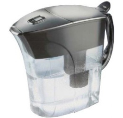 Brita OB39 Riviera Chrome Water Filter Pitcher 42632