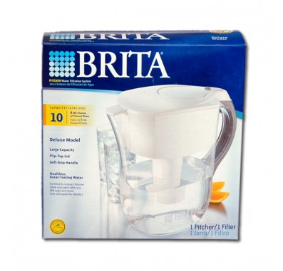 Brita OB26 Deluxe Water Filter Pitcher 42378