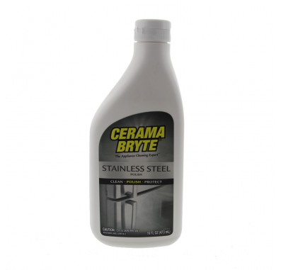 16 Oz Stainless Steel Polish by Cerama Bryte (Model 47916)