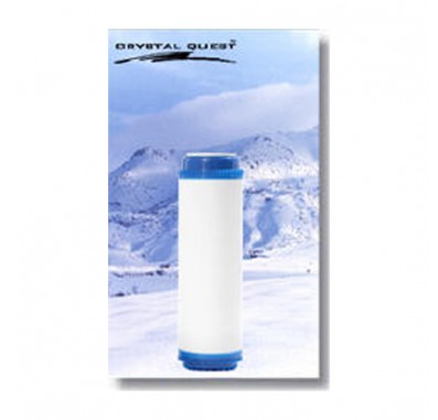Crystal Quest 2-7/8 in x 9-3/4 in Multi Stage PLUS Filter Cartridge