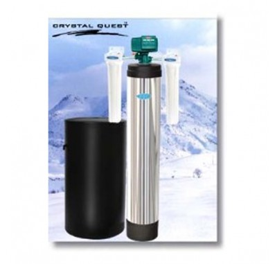 Crystal Quest Whole House Nitrate 2.0 Water Filter System