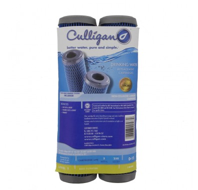 Culligan D-15 Under Sink Replacement Filter (2-Pack)