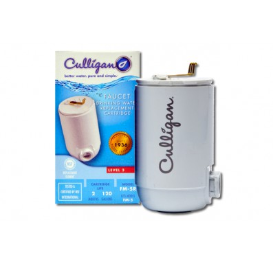 Culligan FM-5 Faucet Mount Water Filter System