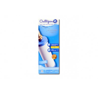 Culligan RV-800 RV KDF Inline Water Filter with Hose