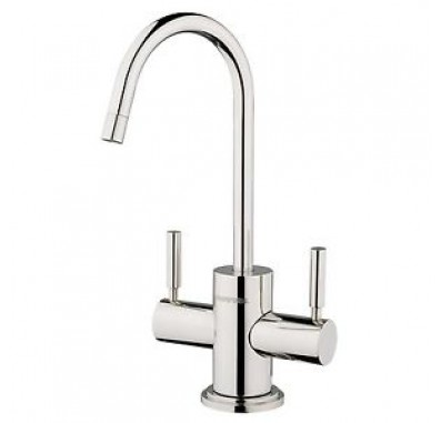 Everpure Dual Temp Designer Water Faucet EV9000-85 (Polished Stainless Steel)