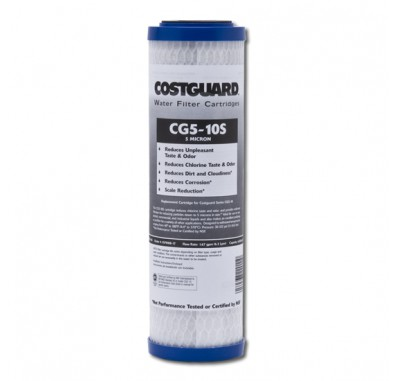 Everpure DEV9108-17 CostGuard CG5-10S Undersink Filter Replacement Cartridge