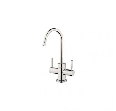 Everpure Dual Temp Designer Water Faucet EV9000-86 (Brushed Stainless Steel)