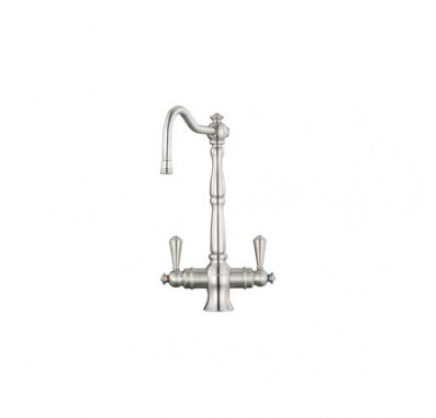 Everpure Exubera Victorian Faucet EV9006-31 (Brushed Stainless Steel)