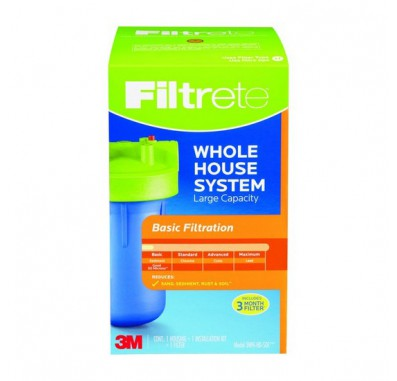 Filtrete 3WH-HD-S01 Whole House Sump System