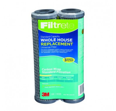 Filtrete 3WH-STDCW-F02 Replacement Filter Cartridge (2-Pack)