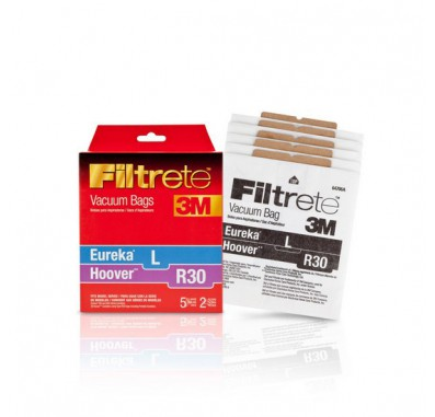 Filtrete 64706 Hoover R30 Vacuum Bags and Filters (5 bags / 2 filters)