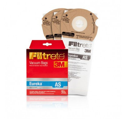 Filtrete 67726 Eureka AS Vacuum Bags (3-Pack)