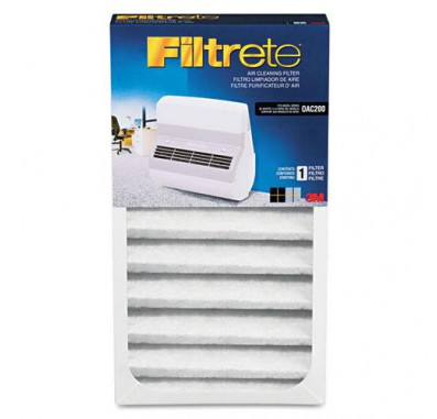Filtrete OAC200RF-6 Office Air Purifier Replacement Filter (6-Pack)