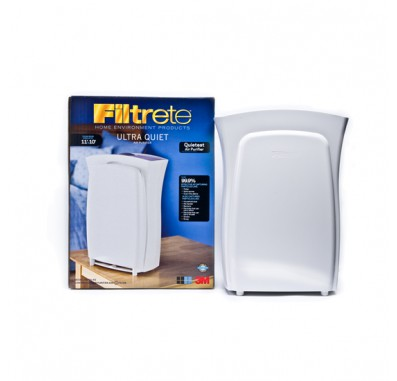 3M Filtrete FAP01-RS Ultra Quiet Air Purifier