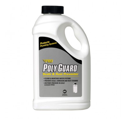 Pro Products GA65N Poly Guard Scale and Rust Preventer