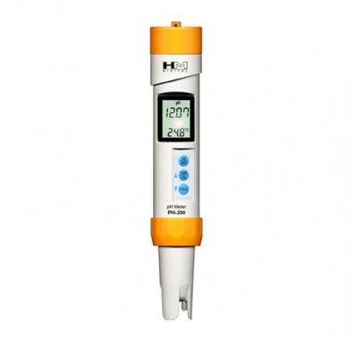 PH-200 Waterproof pH Meter by HM Digital